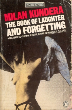 thebookoflaughterandforgetting